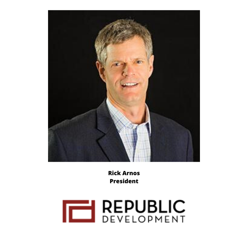 LIVE INTERVIEW: Rick Arnos, President – Republic Development