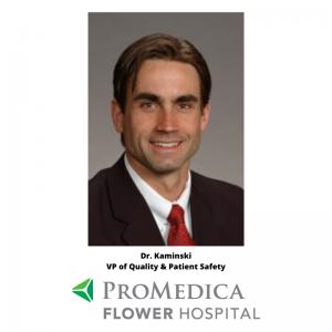 LIVE INTERVIEW: Dr. Kaminski, ProMedica Flower Hospital