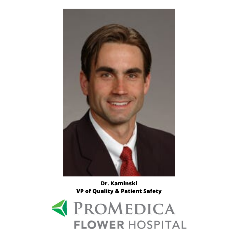 LIVE INTERVIEW: Dr. Kaminski, ProMedica Flower Hospital